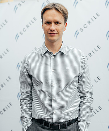 Rodion, Business Development manager
